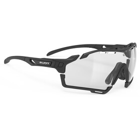 Rudy Project Cutline Lunettes, graphene black/black - impactx photochromic 2 black